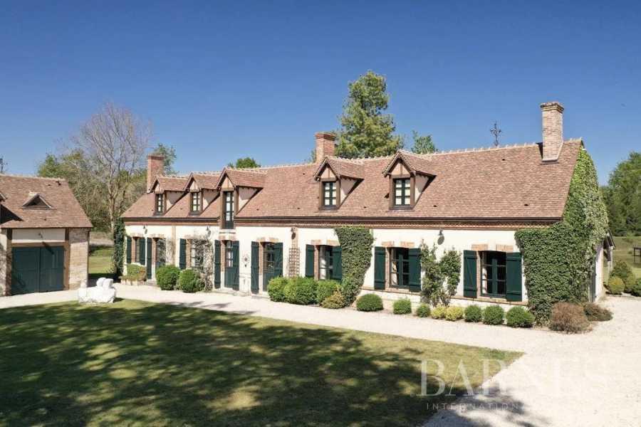 Montrieux-en-Sologne  - Propriété 5 Pièces 5 Chambres