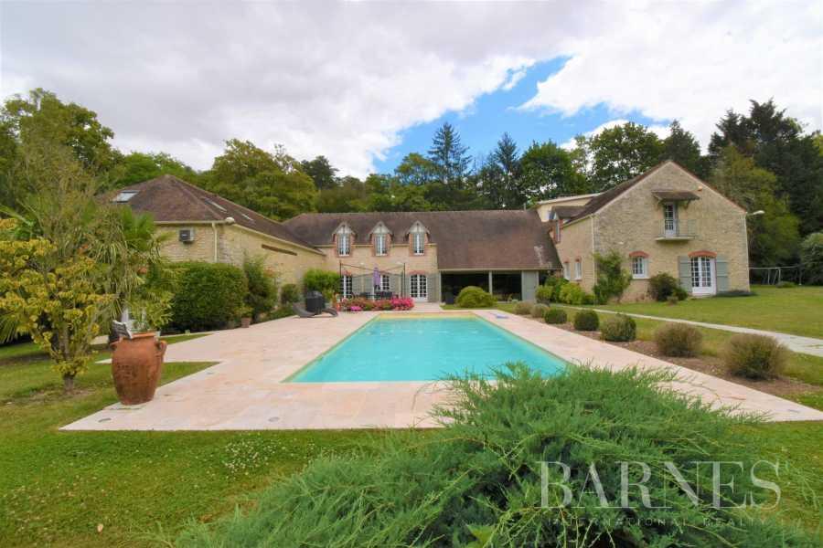 Ormoy-la-Rivière  - Maison 15 Pièces 7 Chambres