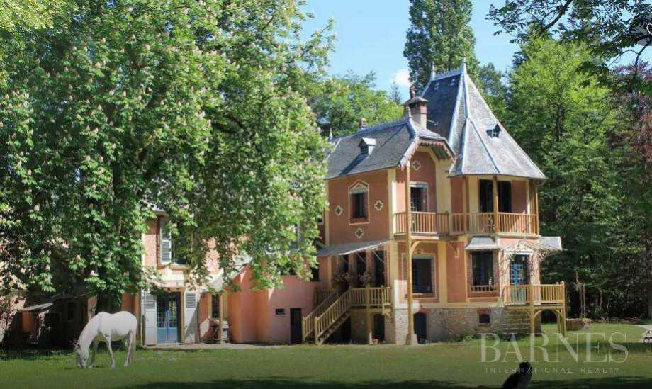 Saint-Léger-en-Yvelines  - Maison 13 Pièces 8 Chambres