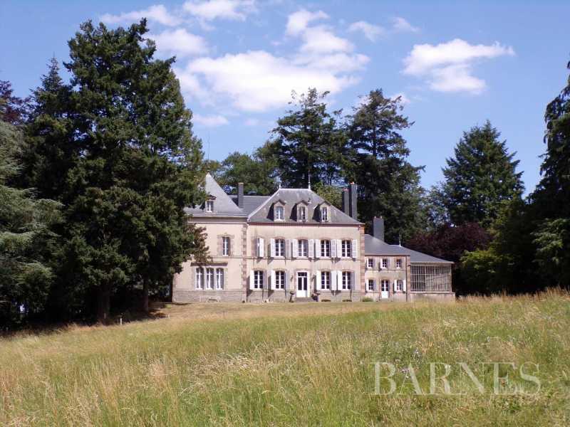 Pouzauges  - Château 16 Pièces