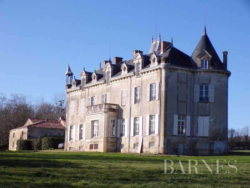 Fontenay-le-Comte  - Château 15 Pièces