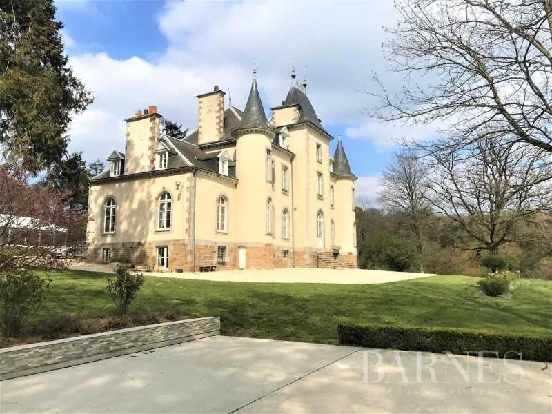 Rennes  - Château 12 Pièces 8 Chambres