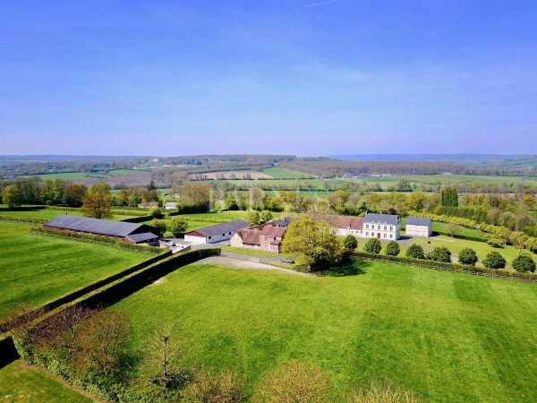 Stud farm LE MERLERAULT  -  ref 3449428 (picture 2)