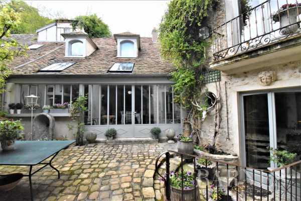Maison Montfort-l'Amaury  -  ref 5499557 (picture 2)