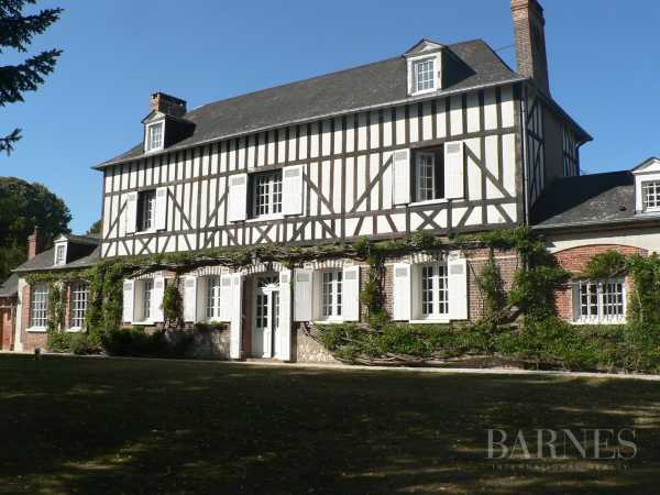 Manor house Le Neubourg  -  ref 3293164 (picture 1)