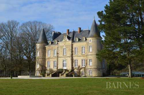 CHATEAU, La Roche-sur-Yon - Ref 2695188
