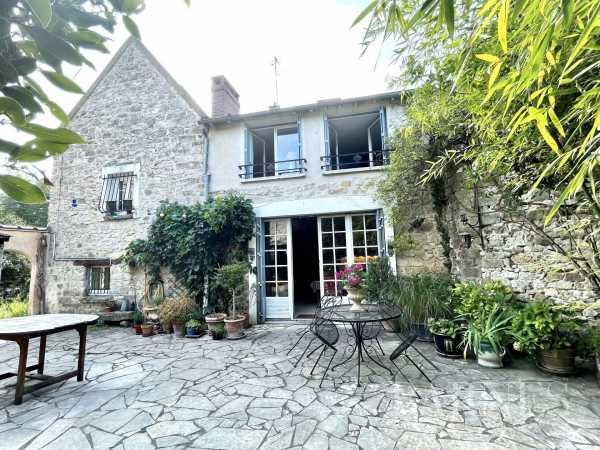 Maison de village Samois-sur-Seine  -  ref 6017449 (picture 1)