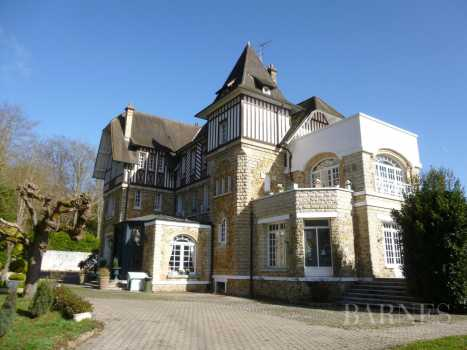 Manor house CHAMPAGNE SUR OISE  -  ref 2553215 (picture 3)