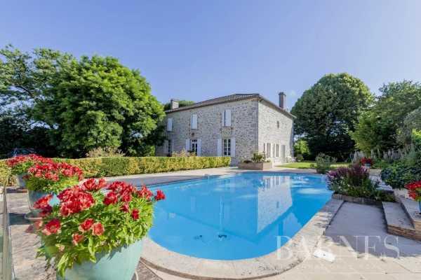 Maison Sainte-Bazeille  -  ref 5860889 (picture 1)