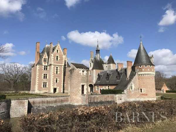 Château Romorantin-Lanthenay  -  ref 3464188 (picture 1)