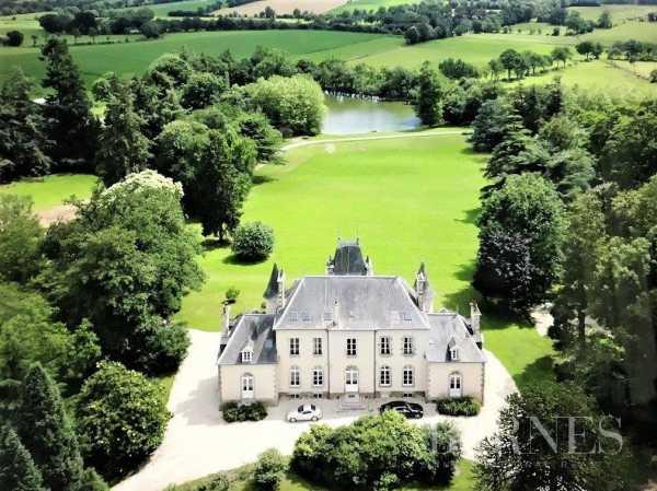 Fougères  - Château 12 Pièces 8 Chambres