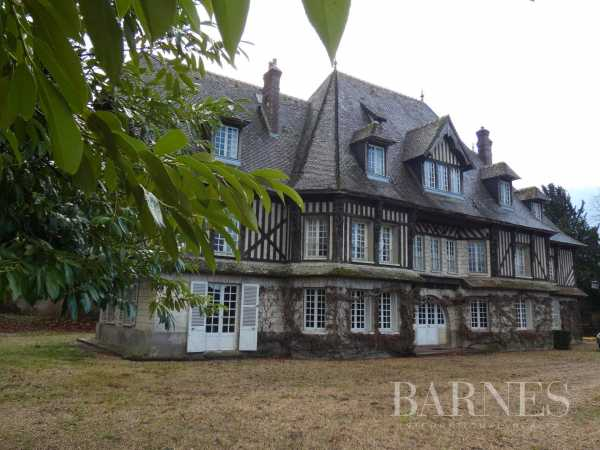 Manor house Verneuil d'Avre et d'Iton  -  ref 3631531 (picture 2)