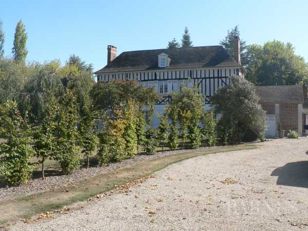 Manor house Le Neubourg  -  ref 3293164 (picture 3)