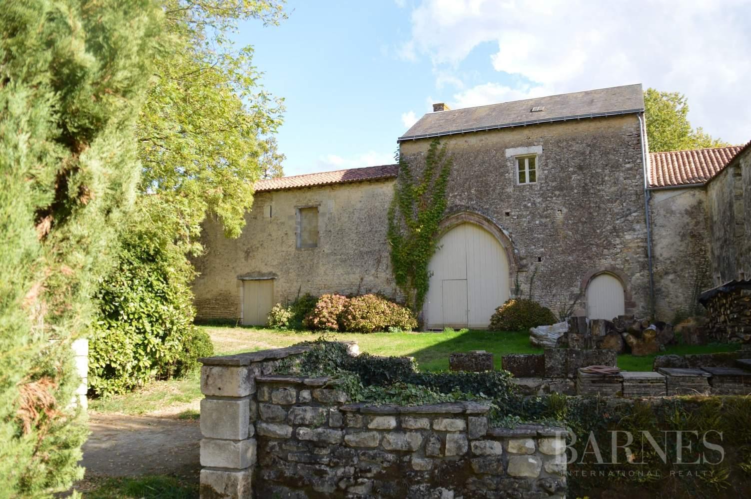 La Châtaigneraie  - Château 15 Pièces 9 Chambres - picture 10