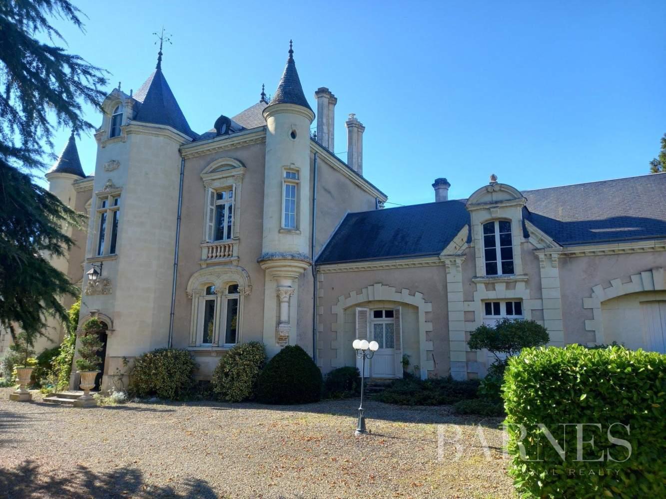 Thouars  - Château 12 Pièces 7 Chambres - picture 1