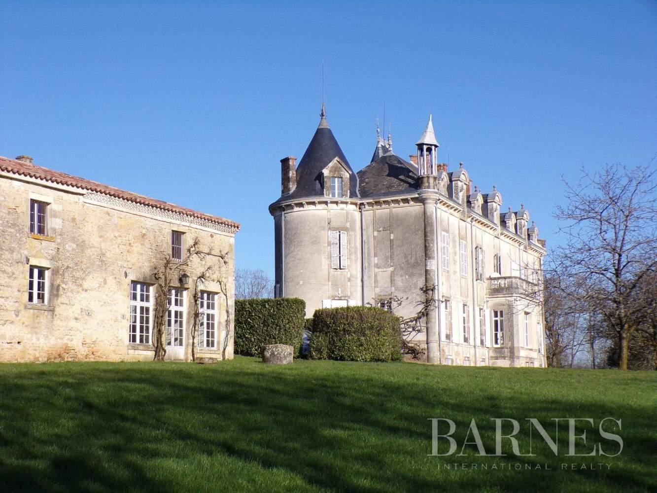 Fontenay-le-Comte  - Château 15 Pièces - picture 4