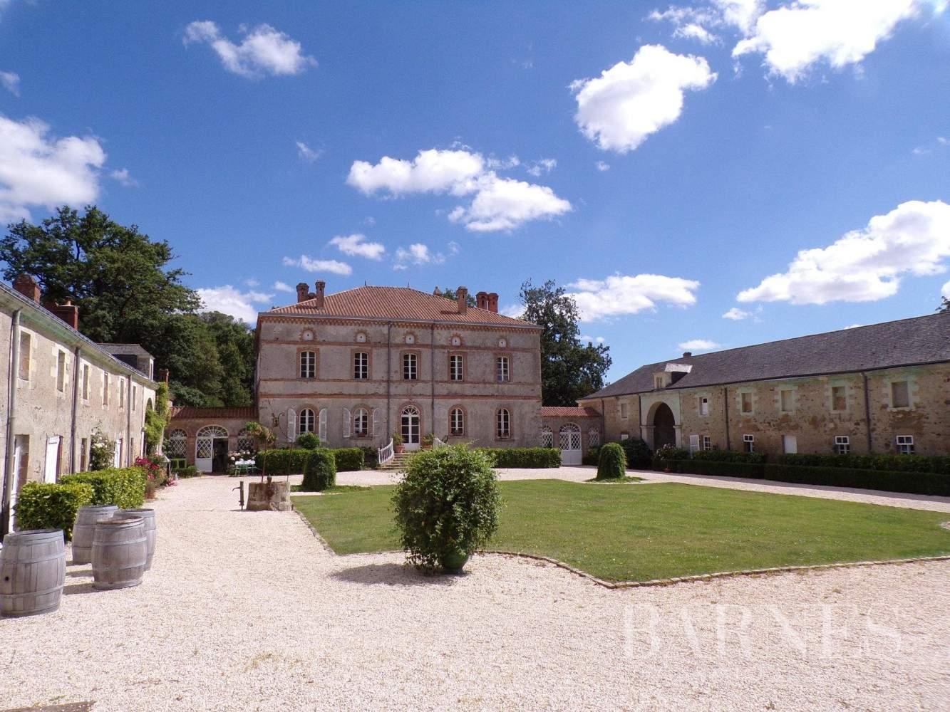 Nantes  - Château 20 Pièces 12 Chambres - picture 2