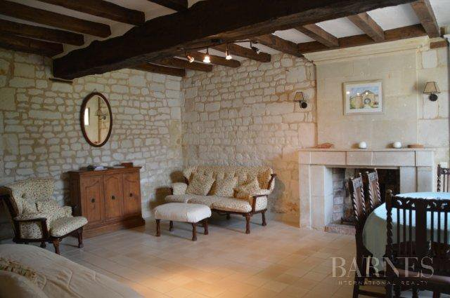 Saumur  - Manoir 10 Pièces 5 Chambres - picture 7