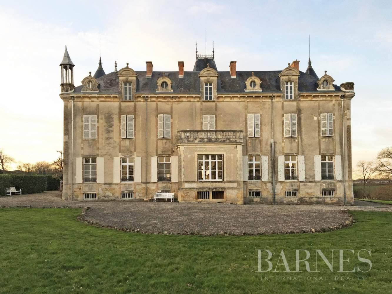 Fontenay-le-Comte  - Château 15 Pièces - picture 2