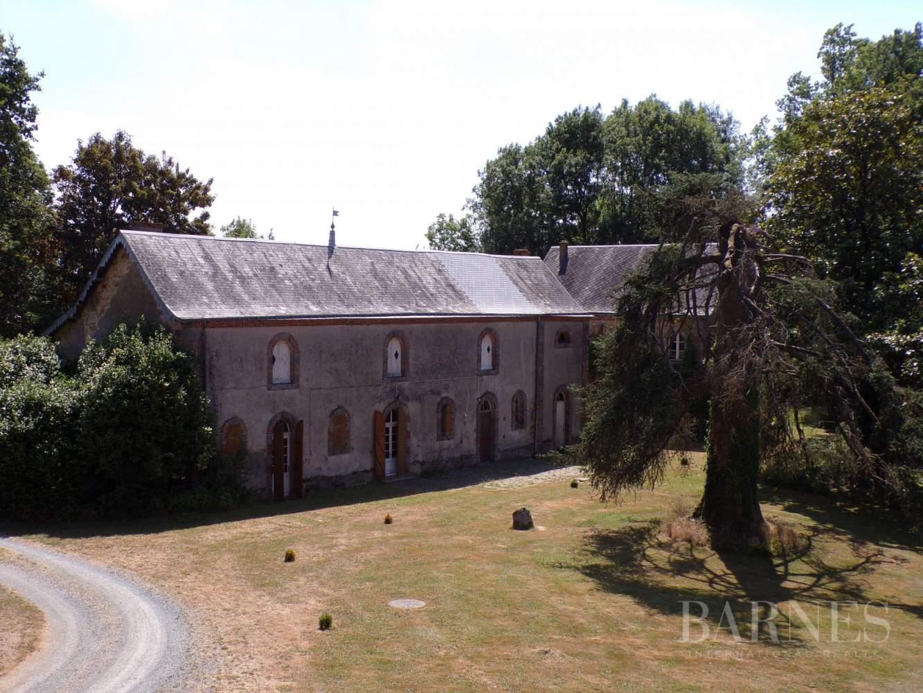 Pouzauges  - Château 16 Pièces - picture 12