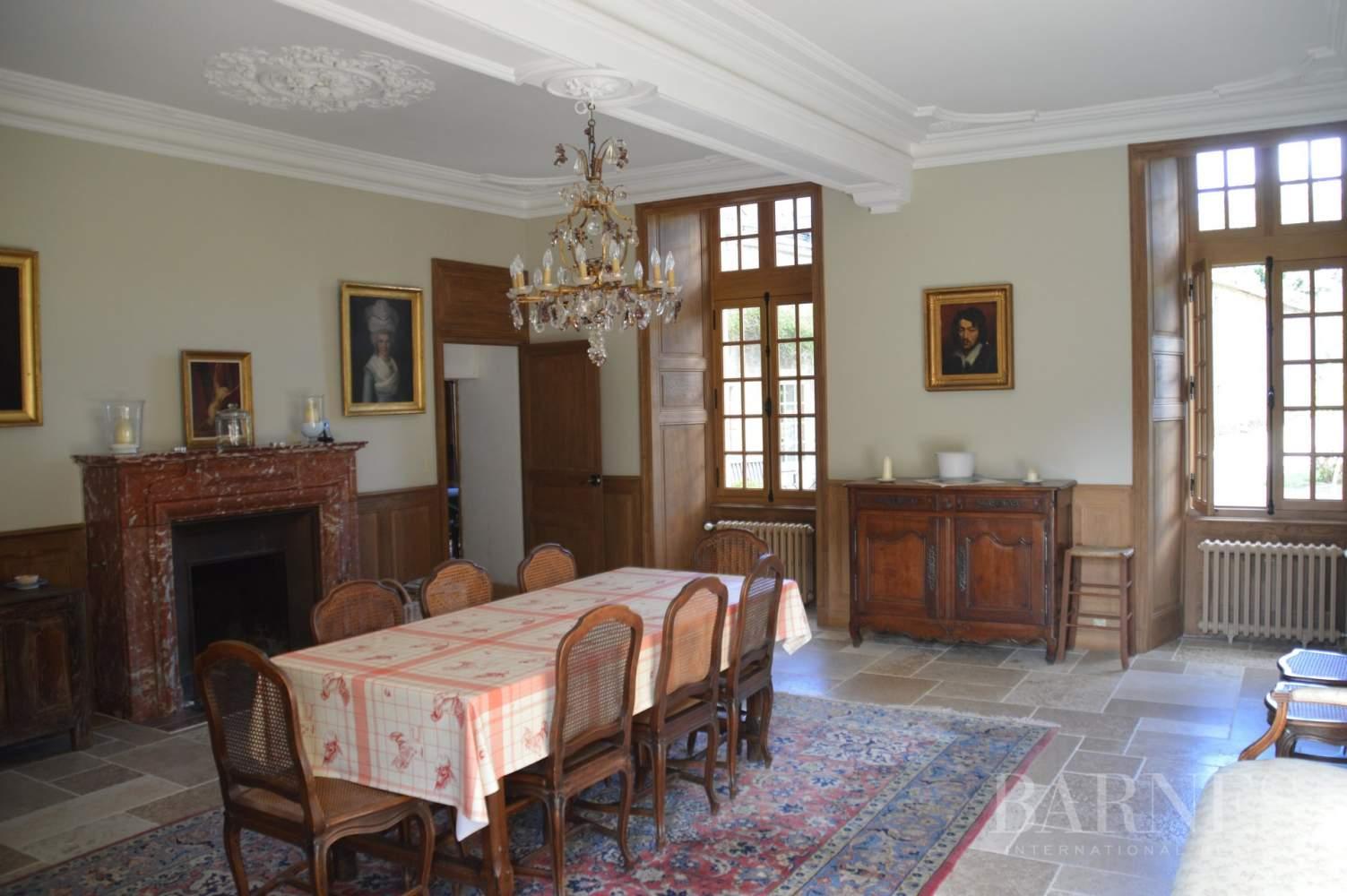 La Châtaigneraie  - Château 15 Pièces 9 Chambres - picture 8