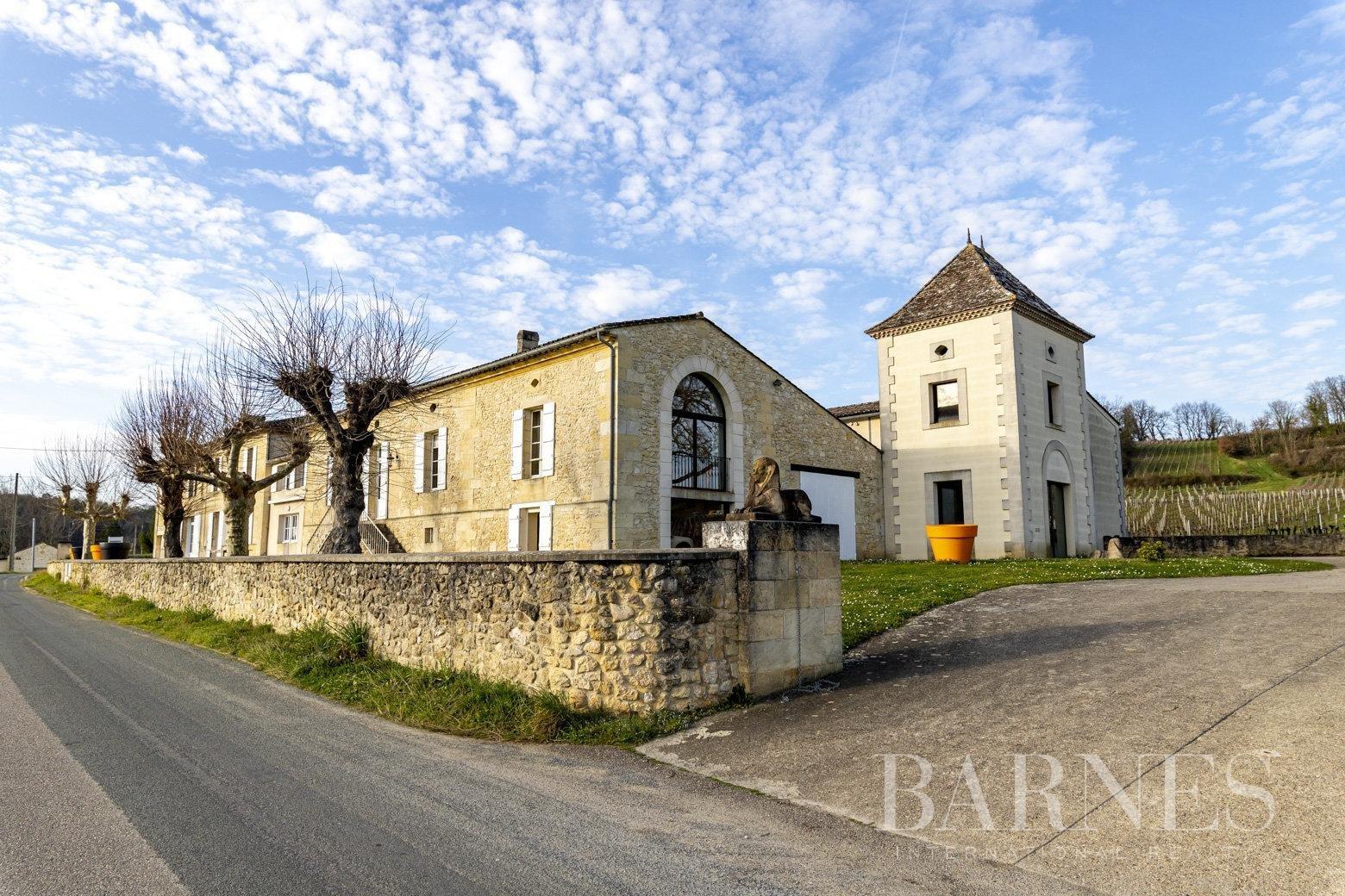 Bordeaux  - Propriété viticole 13 Pièces - picture 1