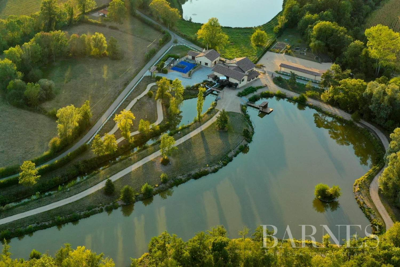 Châtillon-sur-Chalaronne  - Moulin 11 Pièces 6 Chambres - picture 1