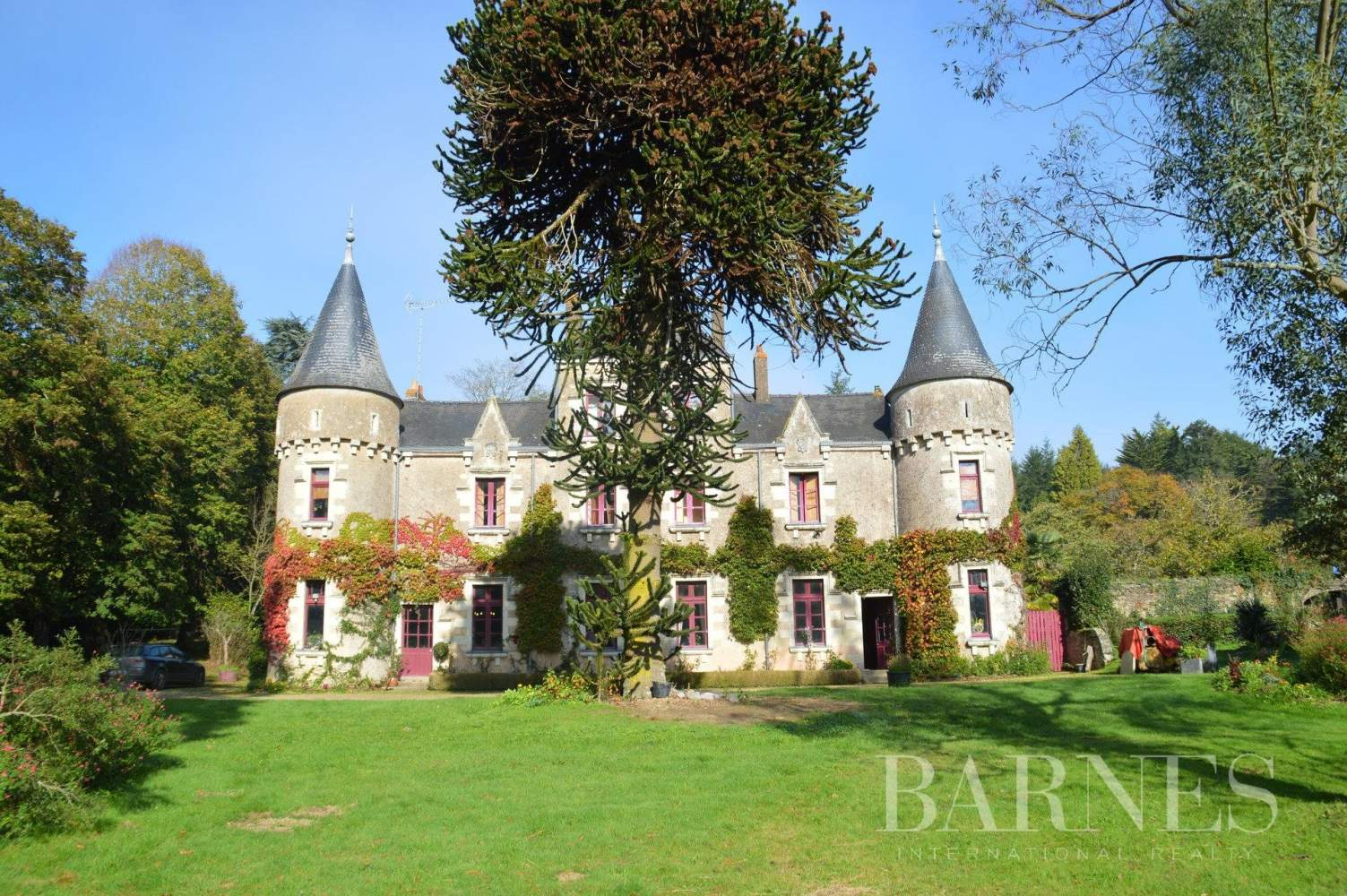 Missillac  - Château 20 Pièces 12 Chambres - picture 14