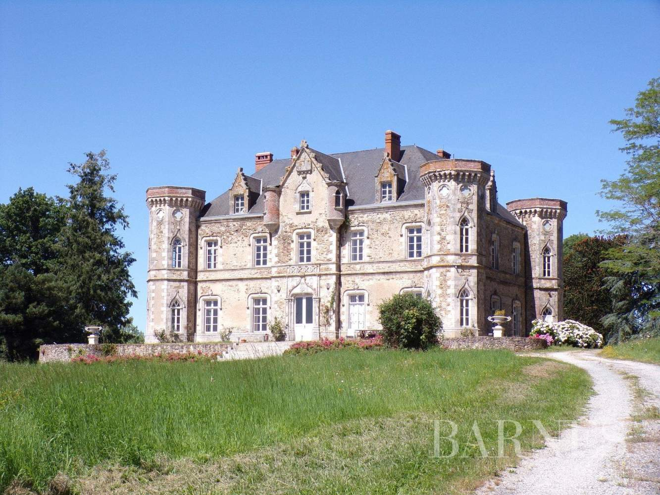Cholet  - Château 10 Pièces 5 Chambres - picture 2