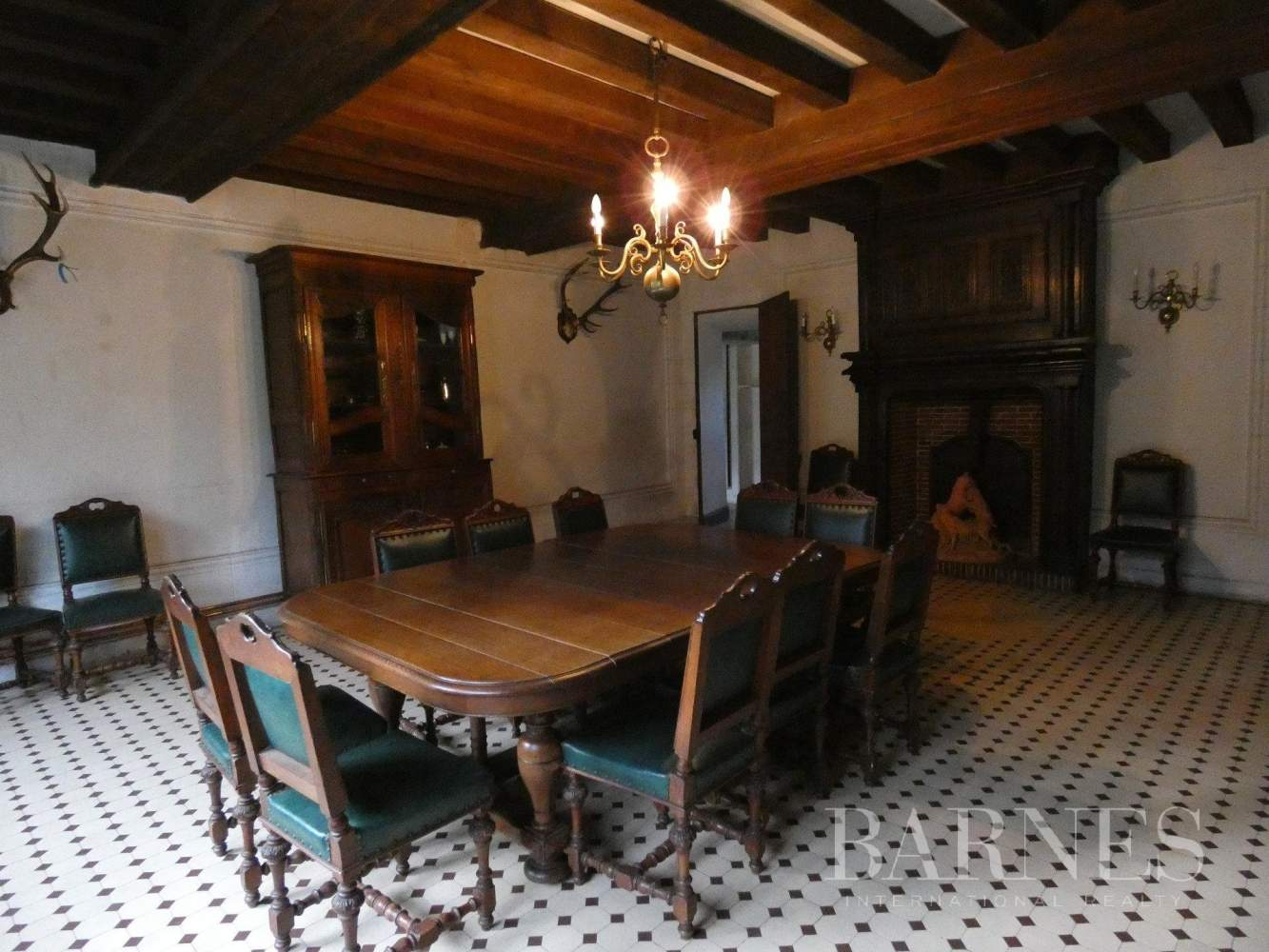Verneuil d'Avre et d'Iton  - Manor house  - picture 11