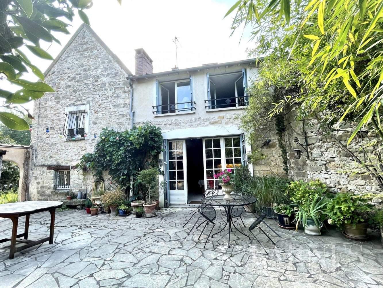 Samois-sur-Seine  - Maison de village 6 Pièces 4 Chambres - picture 1