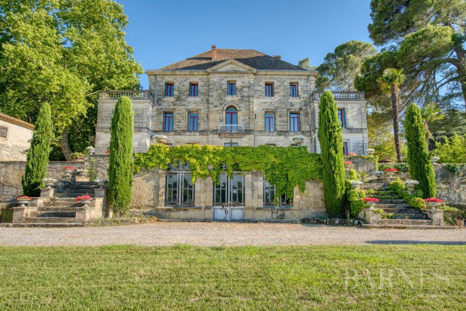 Montpellier  - Château 14 Pièces 10 Chambres - picture 3