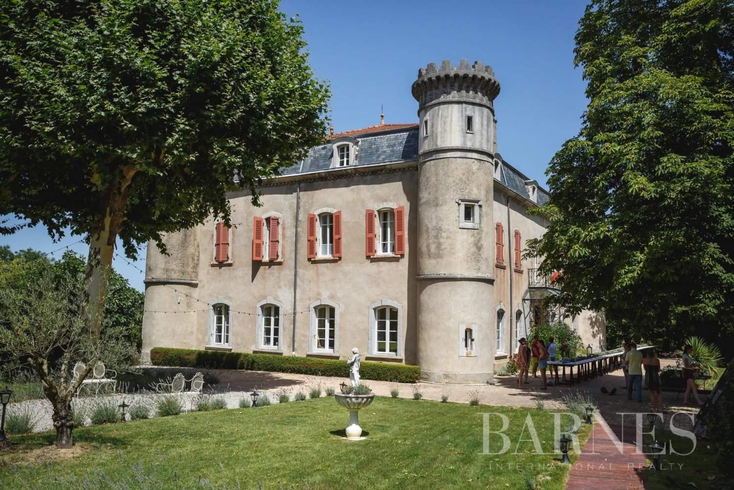Privas  - Château 20 Pièces - picture 5