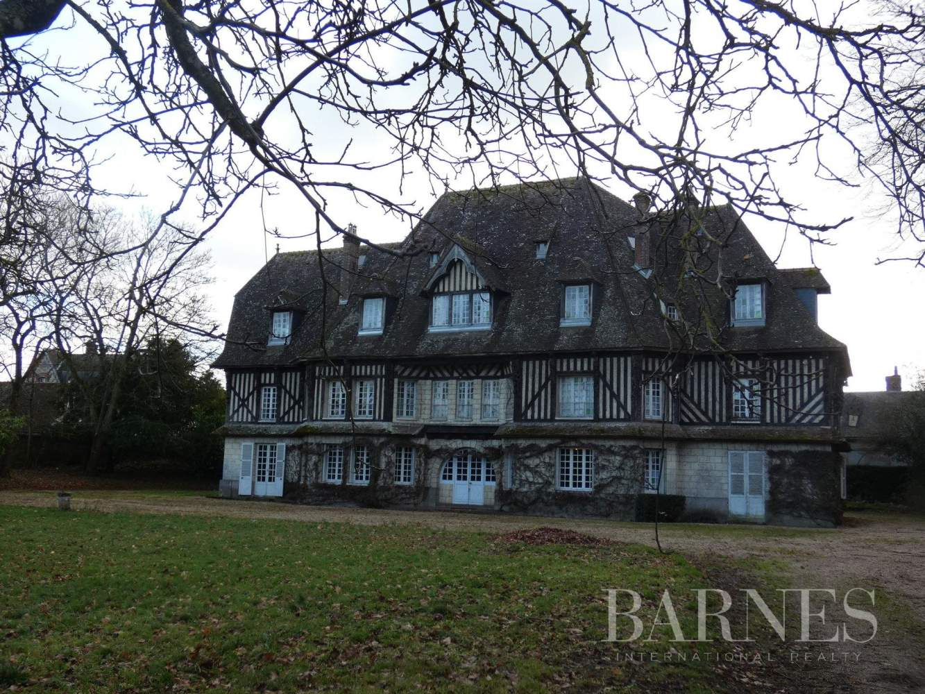 Verneuil d'Avre et d'Iton  - Manor house  - picture 1