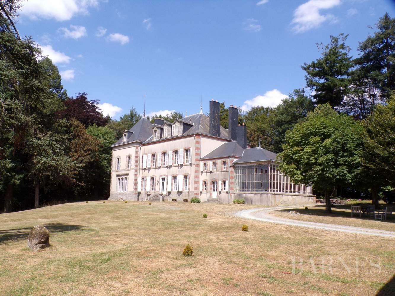 Pouzauges  - Château 16 Pièces - picture 1
