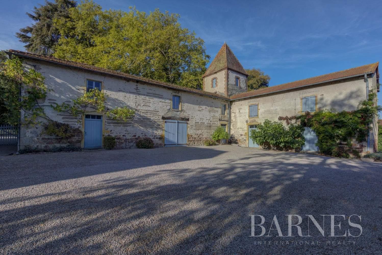 La Pacaudière  - Château 16 Pièces 10 Chambres - picture 5