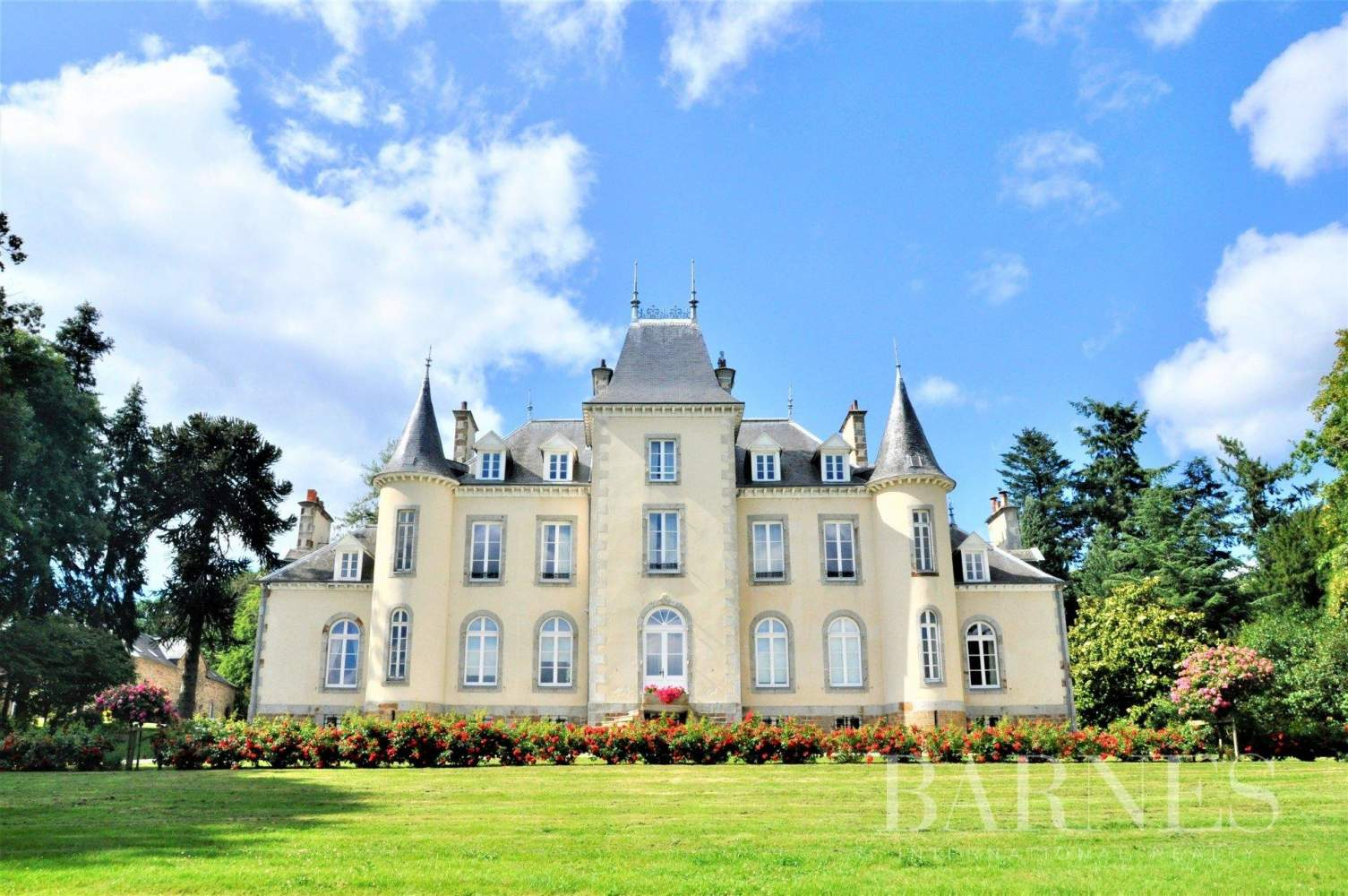 Rennes  - Château 12 Pièces 8 Chambres - picture 1