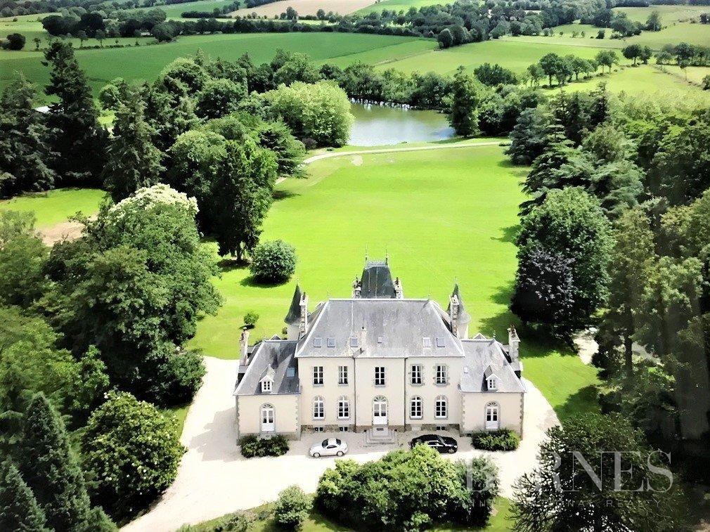 Rennes  - Château 12 Pièces 8 Chambres - picture 2