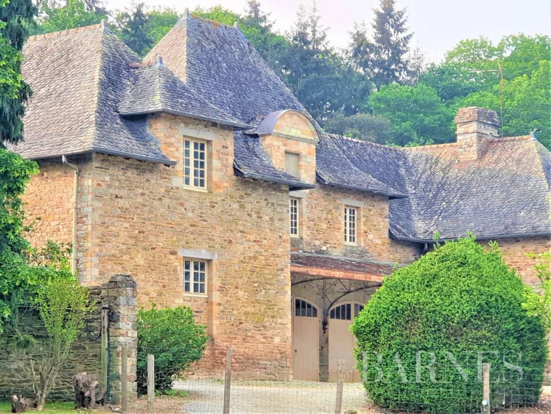 Rennes  - Château 15 Pièces 8 Chambres - picture 5