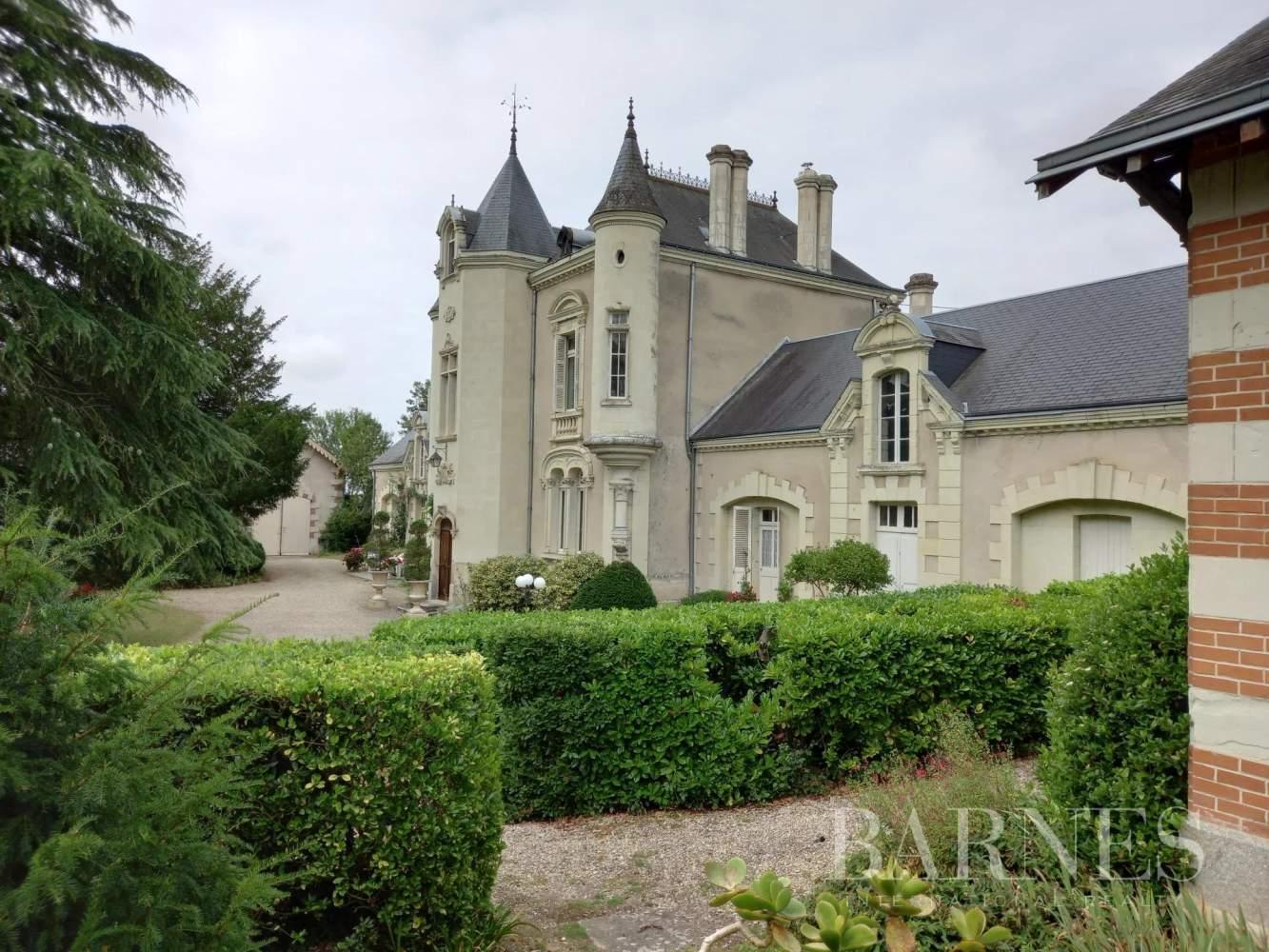Thouars  - Château 12 Pièces 7 Chambres - picture 12