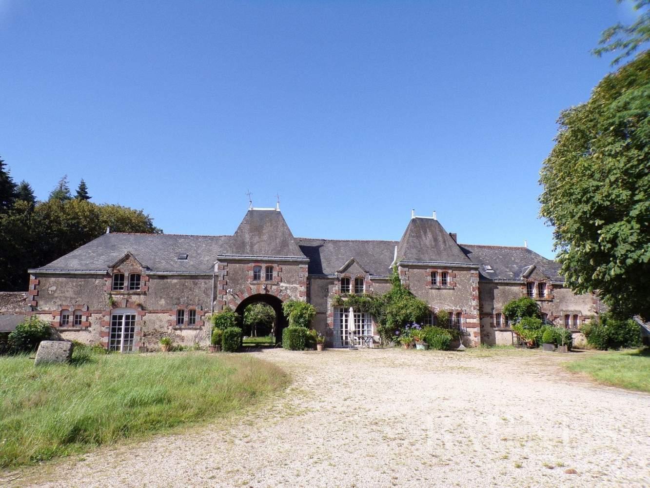 Cholet  - Château 10 Pièces 5 Chambres - picture 9