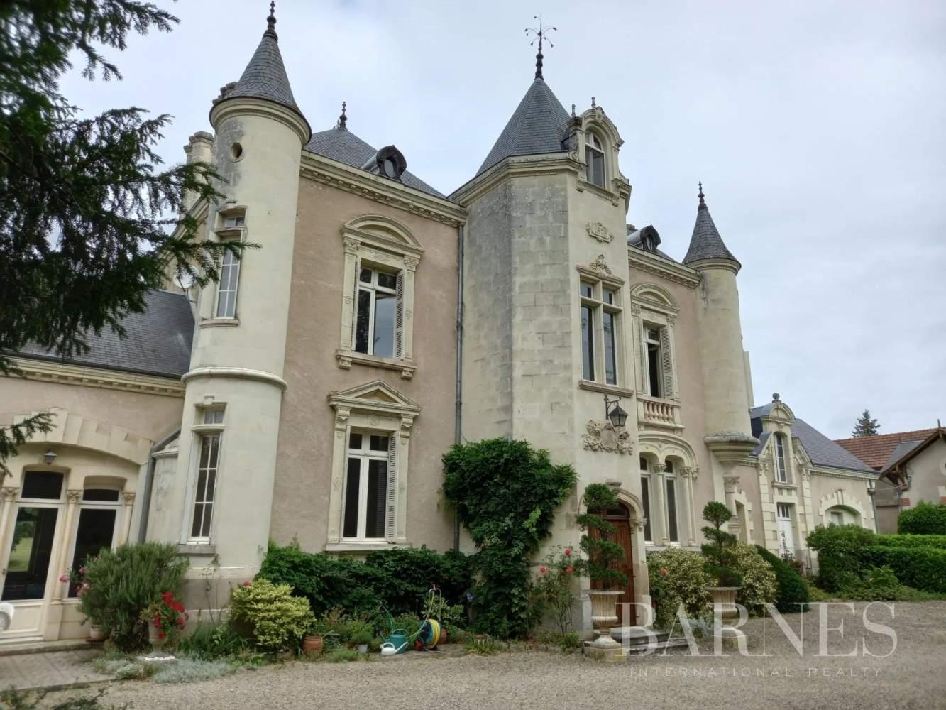 Thouars  - Château 12 Pièces 7 Chambres - picture 2