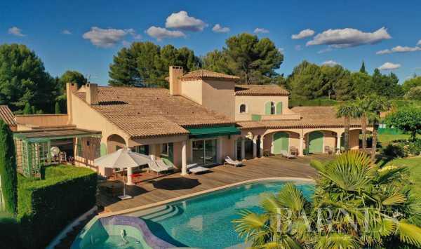 Propriété Aix-en-Provence  -  ref 5620860 (picture 3)