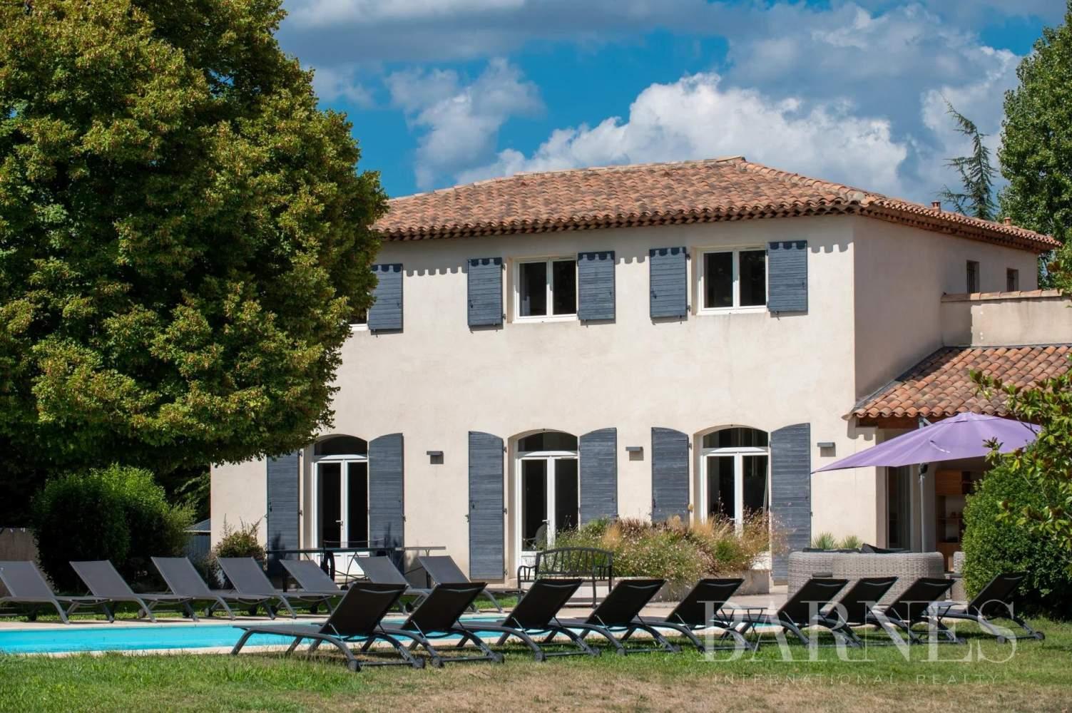 Aix-en-Provence  - Casa 8 Cuartos 7 Habitaciones - picture 5