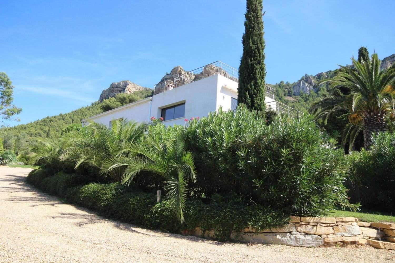 Cassis  - Villa 9 Pièces - picture 7