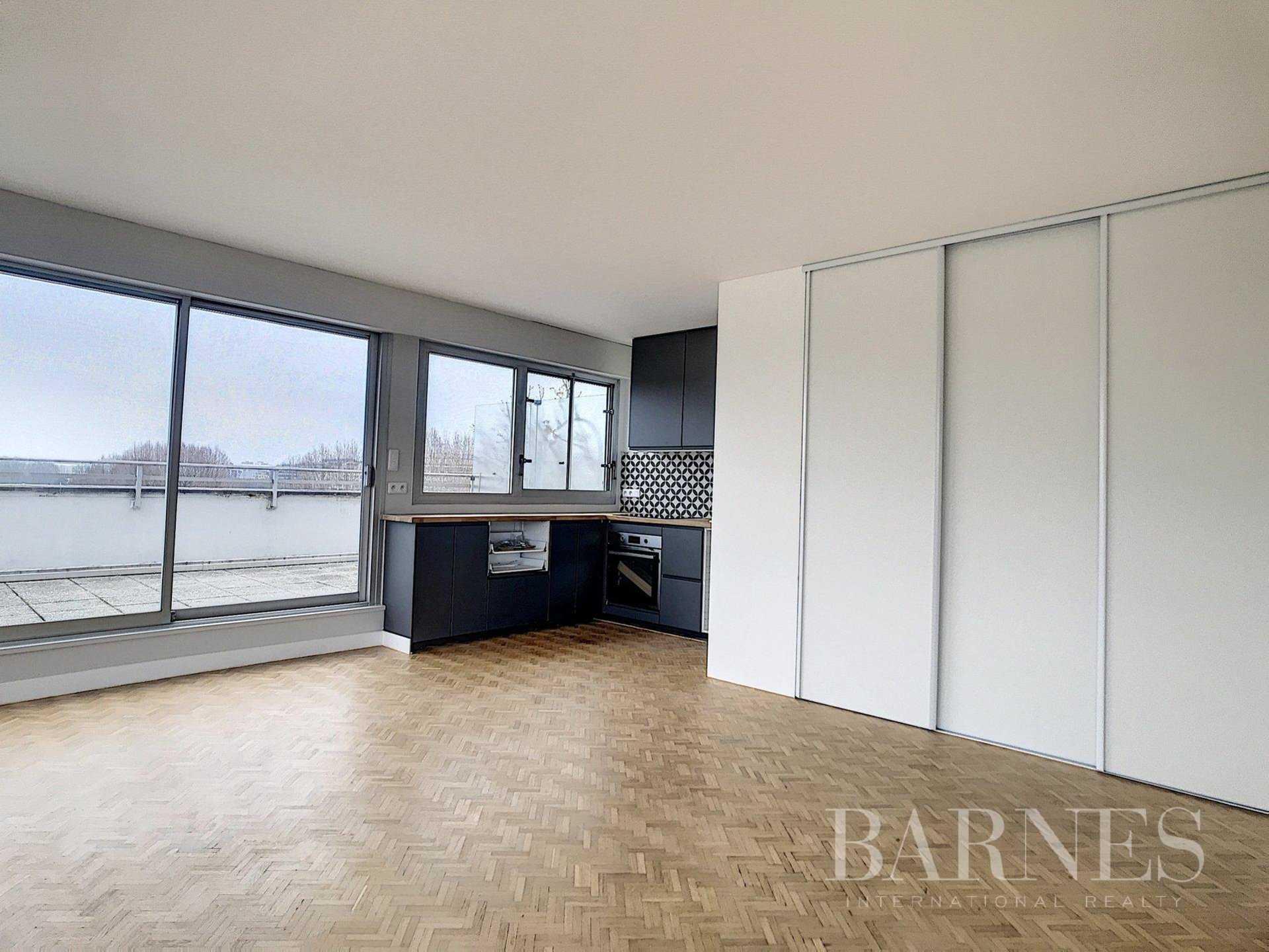 Neuilly-sur-Seine  - Piso 1 Cuarto, 1 Habitacion