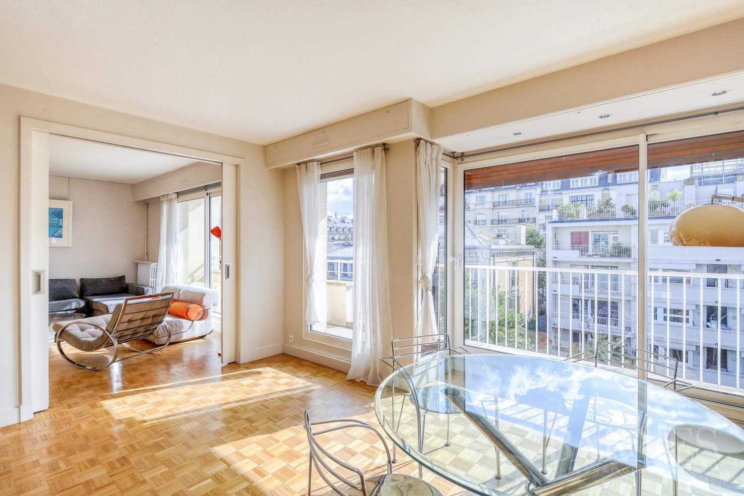 Neuilly-sur-Seine  - Apartment 2 Bedrooms - picture 5
