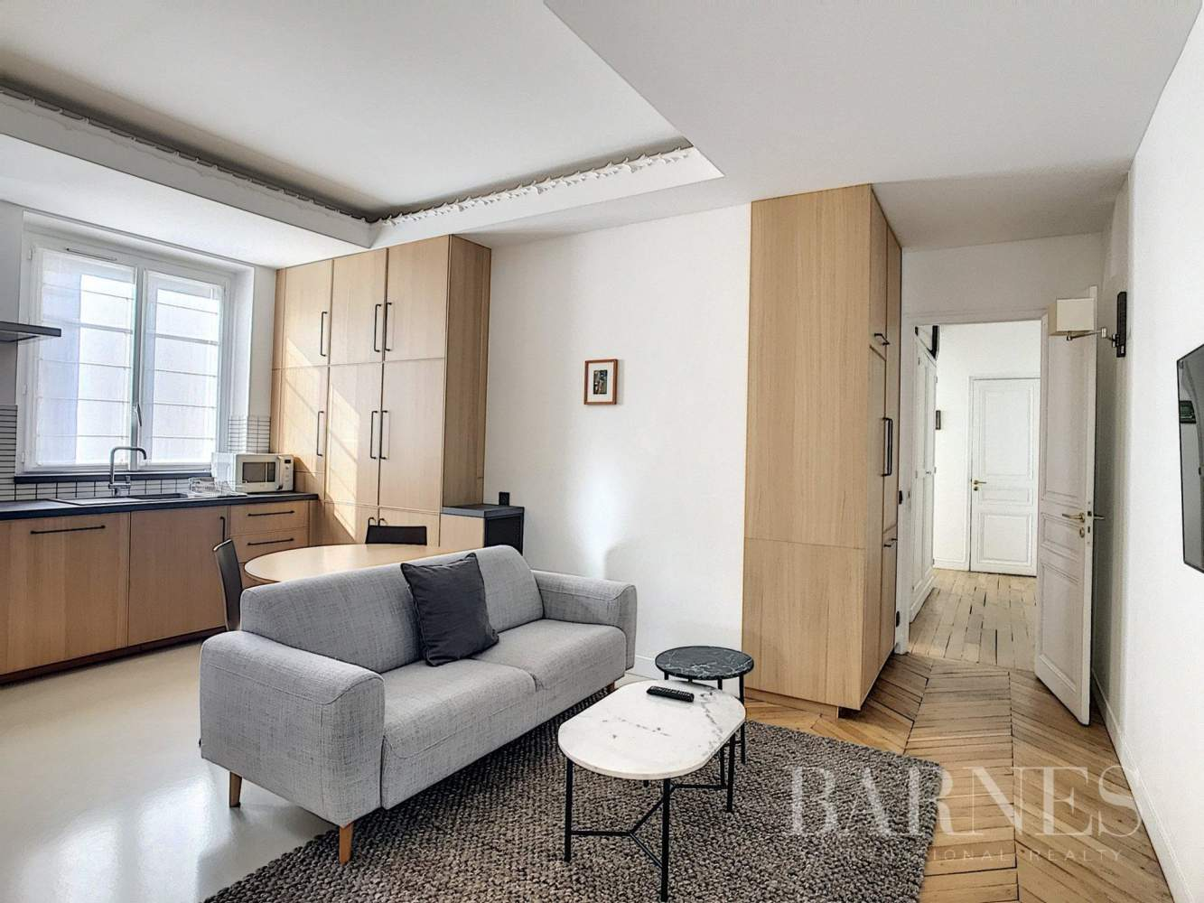 Neuilly-sur-Seine  - Appartement 3 Pièces 2 Chambres - picture 1