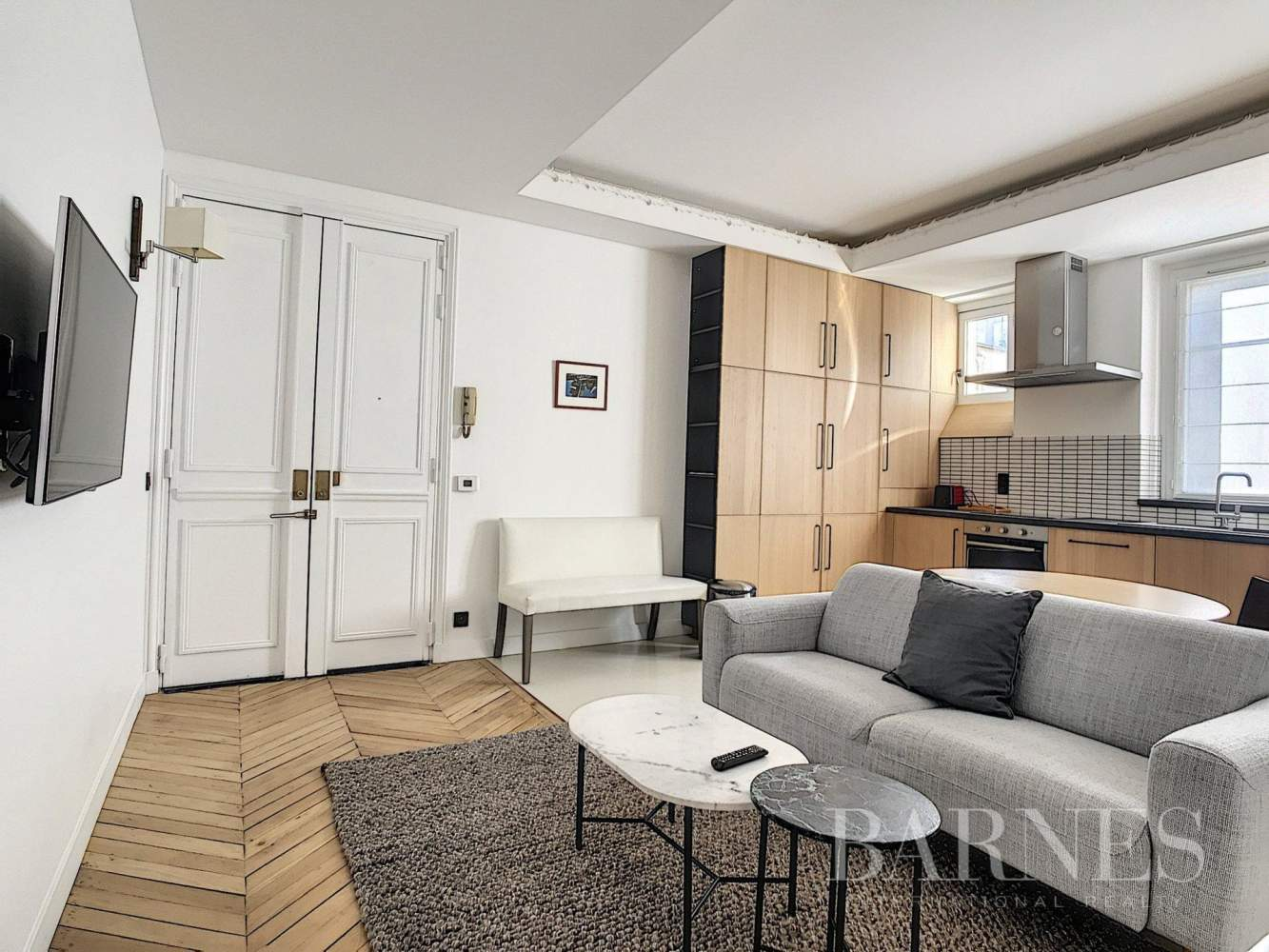 Neuilly-sur-Seine  - Appartement 3 Pièces 2 Chambres - picture 4
