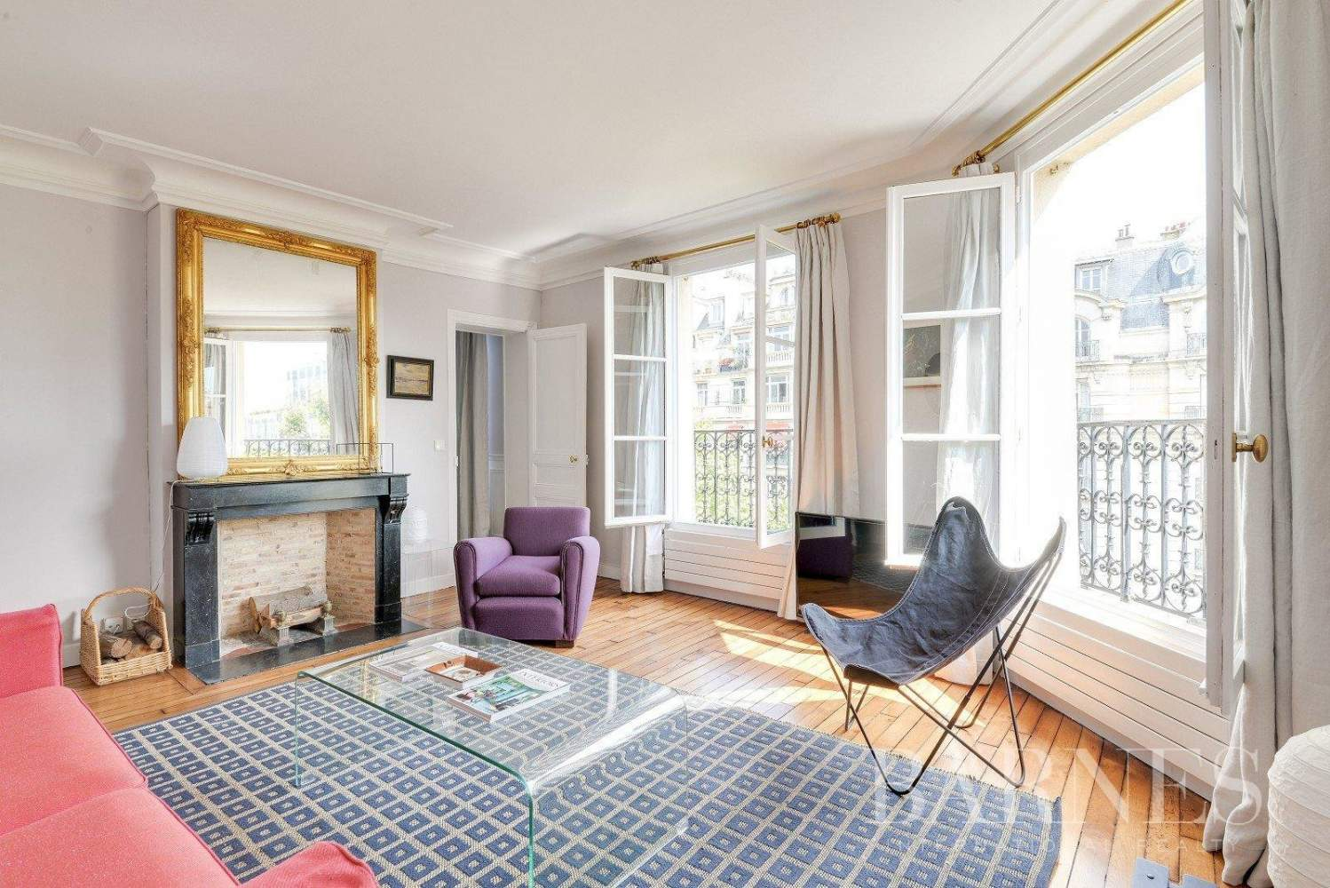 Neuilly-sur-Seine  - Apartment 1 Bedroom - picture 1